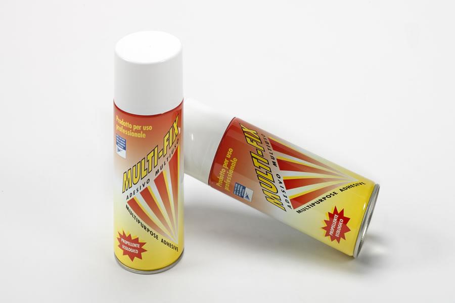Multifix spray adhesive Image