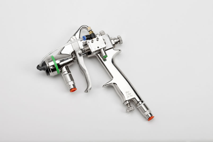 Model HVLP B spray gun Image