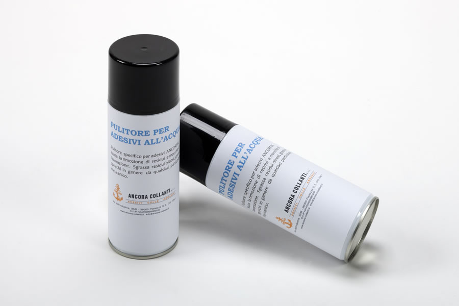 Pulitore spray (cleaner spray) Image